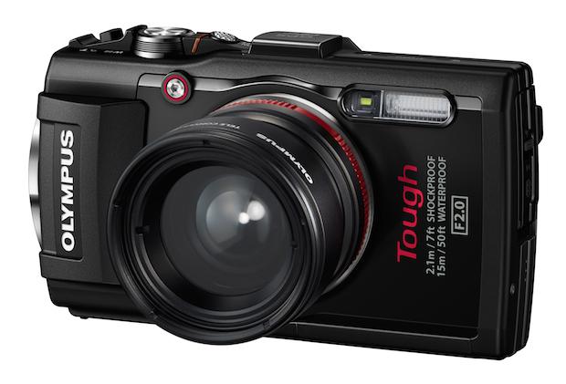 Olympus пополнила ультрапрочную линейку Tough флагманской камерой Olympus Stylus Tough TG-3