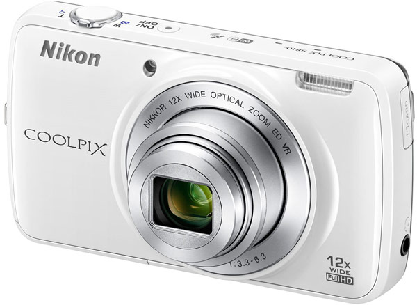 Компания Nikon на минувшей неделе представила компактную камеру