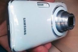 Опубликованы снимки компактного камерофона Galaxy K