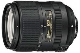 Компания Nikon готовит к выпуску объектив Nikkor 18-300mm f/3.5-6.3 DX