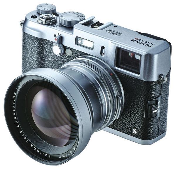 Телеконвертор Fujifilm TCL-X100
