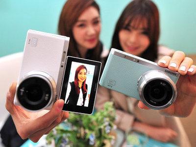 Samsung показала самую компактную фотокамеру в мире
