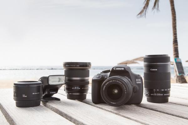 Canon делает съемку цифровой камерой еще проще