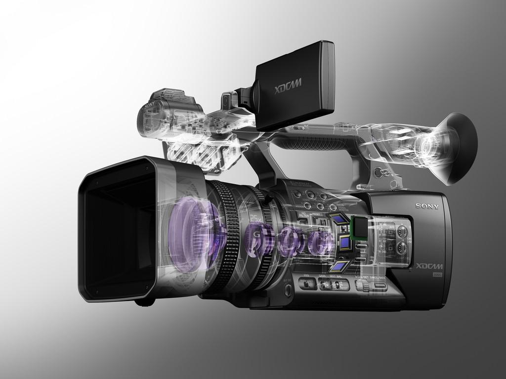 Sony анонсировала новую «продвинутую» видеокамеру PXW-X180