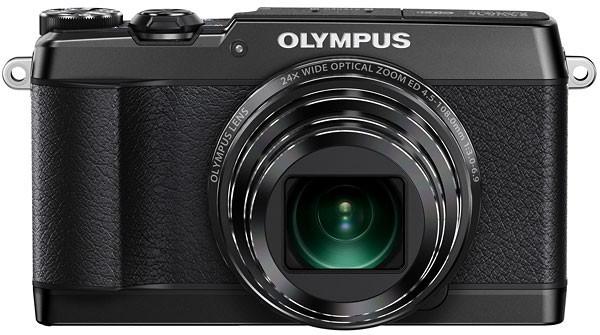 Компания Olympus представила цифровую камеру с отличным зумом!