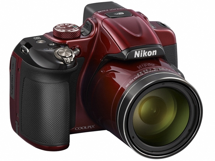 Nikon подготавливает к выпуску Coolpix P700
