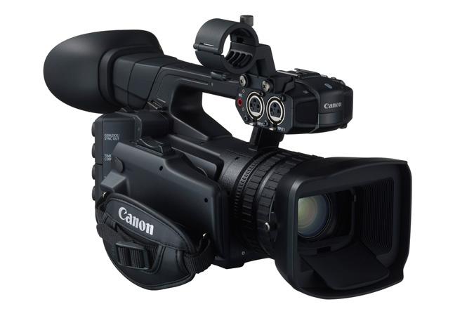 Canon расширяет модельный ряд видеокамер новинками — XF205 и XF200