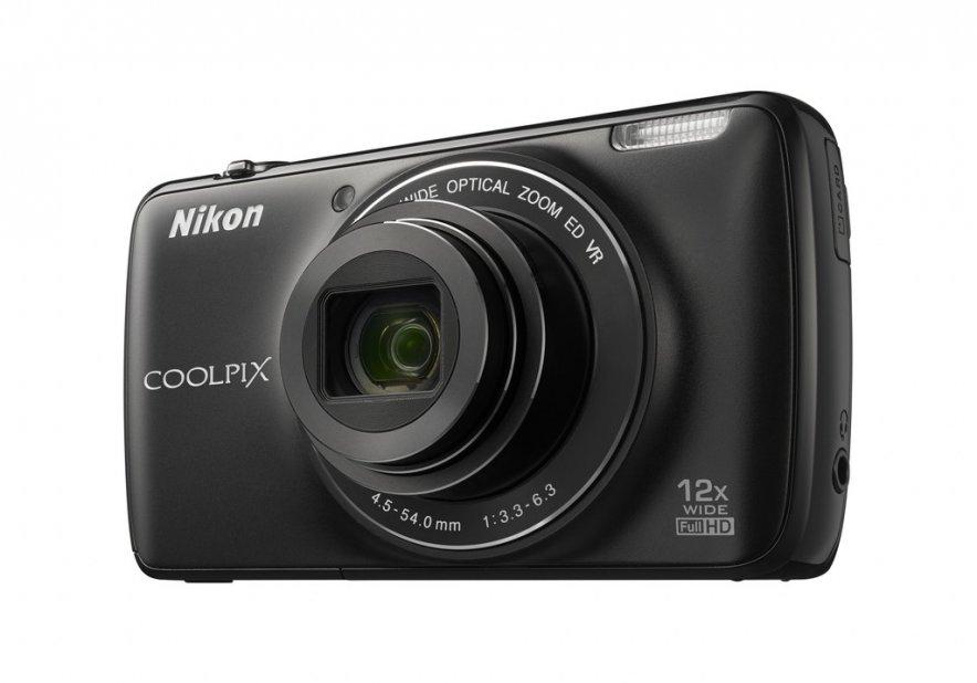 Nikon представила камеру COOLPIX S810c
