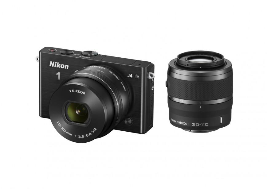 Компания Nikon представила Nikon 1 J4