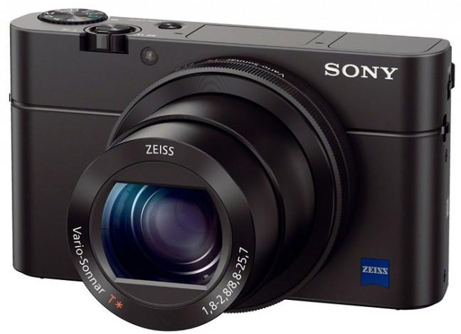 Камера Sony показала Cyber-shot RX100 III