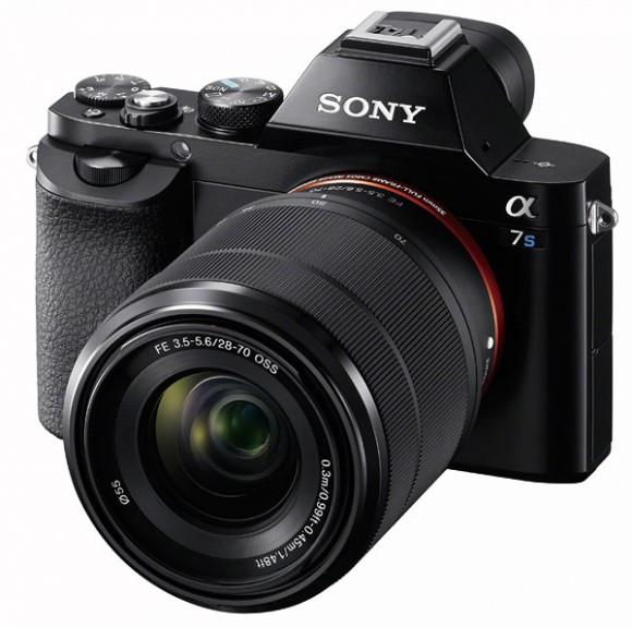 В июне покажут полнокадровую беззеркалку Sony Alpha A7s