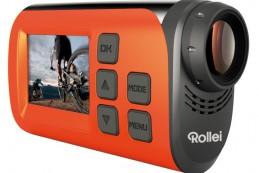 Компания Rollei начала продажи компактной экшен-камеры
