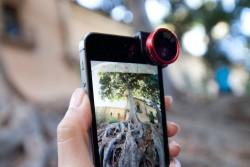 В компании Olloclip выпустили набор сменных объективов для iPhone 5 и 5s