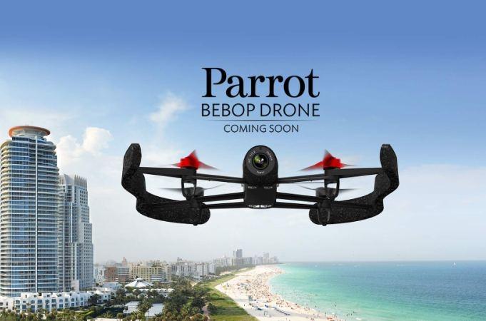 Parrot анонсировала новую модель дрона