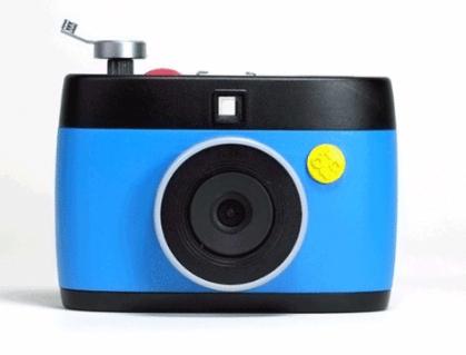 Представлен проект оригинальной фотокамеры под названием OTTO