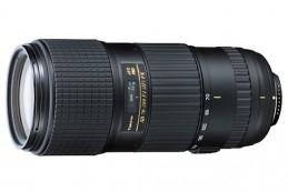 Представлен объектив Tokina AT-X 70-200mm F4 Pro FX VCM-S