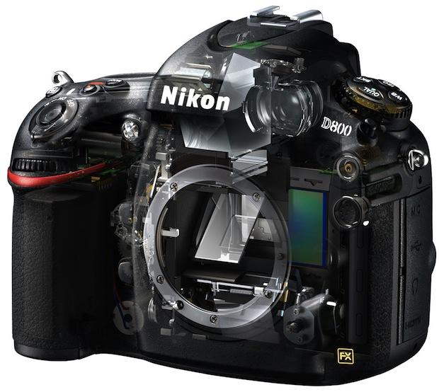 К концу июня можно ждать анонса новой полнокадровой цифровой зеркалки от Nikon