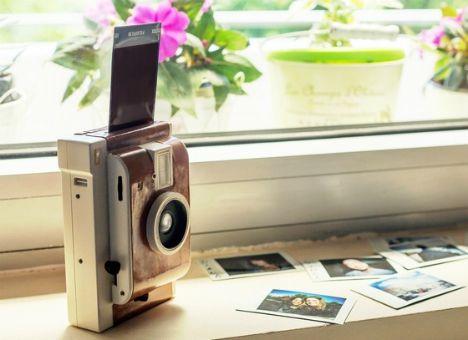 Lomo´Instant: компактная камера с возможностью печати снимков