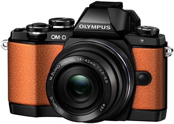 Компания Olympus планирует выпустить на рынок ограниченную серию камер OM-D E-M10