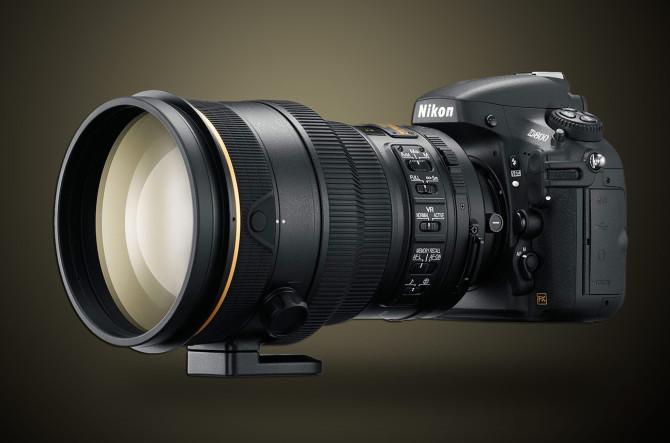 Последнее время вокруг новой полнокадровой зеркалки от Nikon ходит много слухов