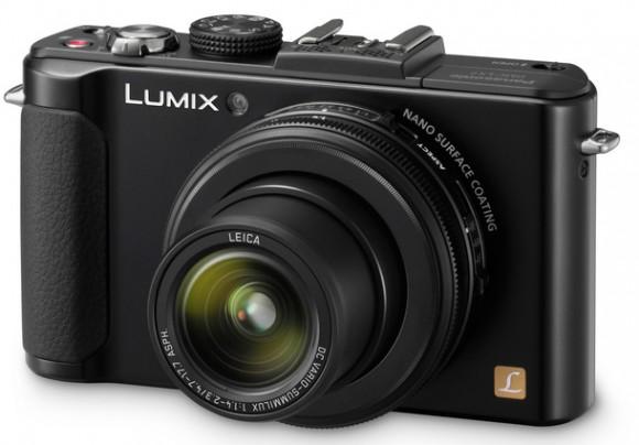 Компания Panasonic готовит пополнение в ассортименте своих компактных фотокамер в лице модели LX8