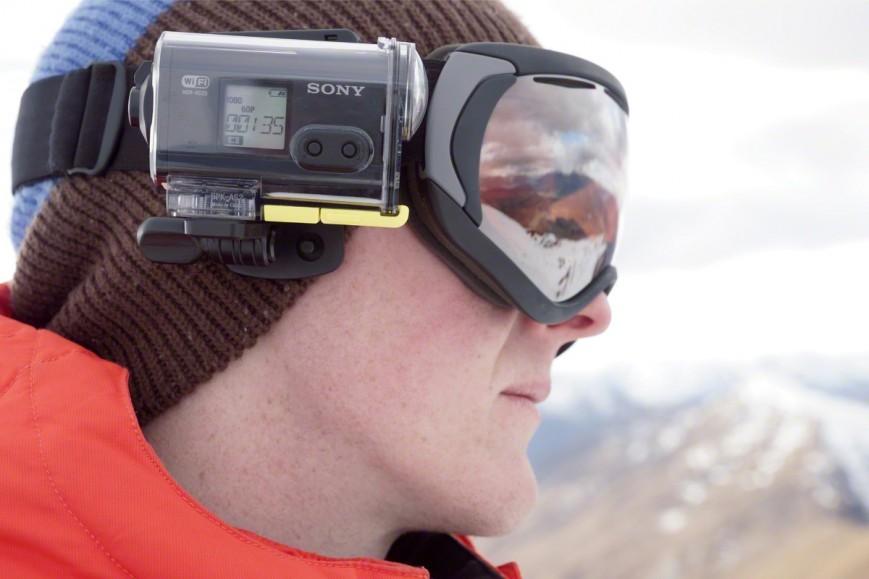 Компания Sony официально представила пополнение в своем семействе Action Cam в виде очередной экшн-камеры