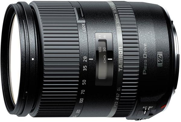 Объектив Tamron Model A010 предназначен для полнокадровых зеркальных камер Canon, Nikon и Sony