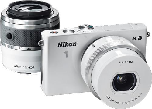 Супербыстрая беззеркальная камера Nikon J4