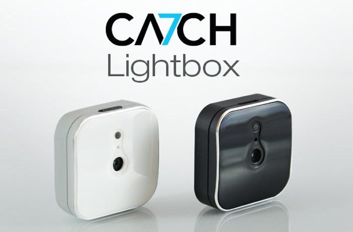 Новая портативная лайф-камера CA7CH Lightbox на этой неделе появилась на проекте Kickstarter