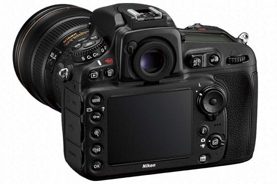 Компания Nikon сегодня представила полнокадровую зеркальную камеру D810