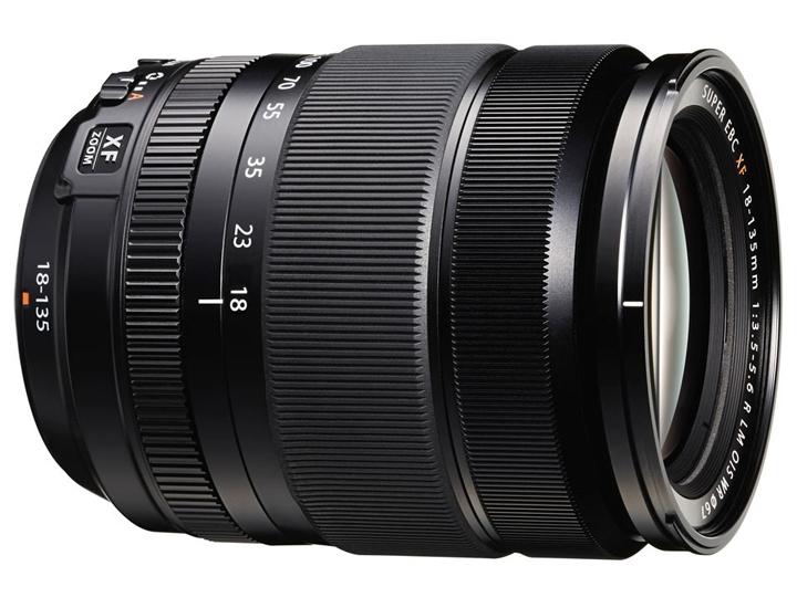 Компания Fujifilm представила свой первый объектив в линейке XF
