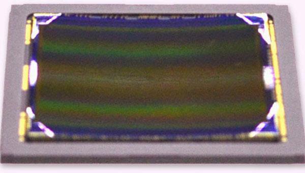 Sony представила датчик изображения с изогнутой светочувствительной поверхностью