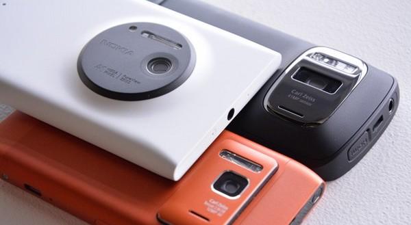 Microsoft будет использовать технологии Canon при создании смартфонов