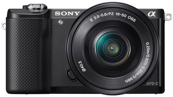 Скоро будет представлена камера Sony A5100 с байонетом Sony E