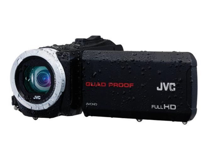 JVC KENWOOD показала видеокамеры JVC GZ-RX115, GZ-R15 и GZ-R10, которые имеют высокие защитные характеристики