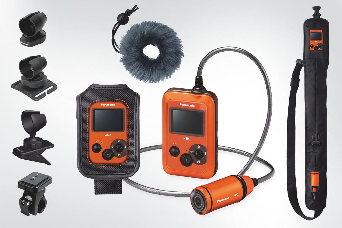 Обзор видеокамеры Panasonic HX-A500