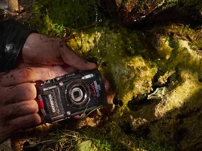 В России начались продажи новой ультрапрочной камеры Olympus