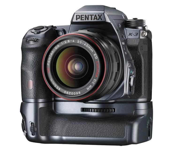 Компания Ricoh Imaging анонсировала фотоаппарат Pentax K-3 Prestige Edition