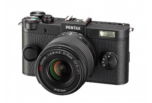 Pentax планирует скоро выпустить новую беззеркальную камеру со сменной оптикой