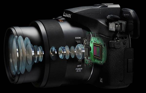 Предварительные сведения о камере Panasonic Lumix DMC-LX8 с дюймовым датчиком