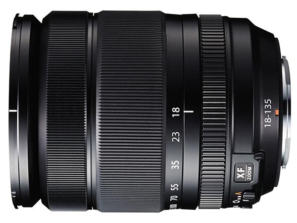 Компания Fujifilm Corporation объявила о выпуске нового зум-объектива XF18-135mm F3.5-5.6 R LM OIS WR