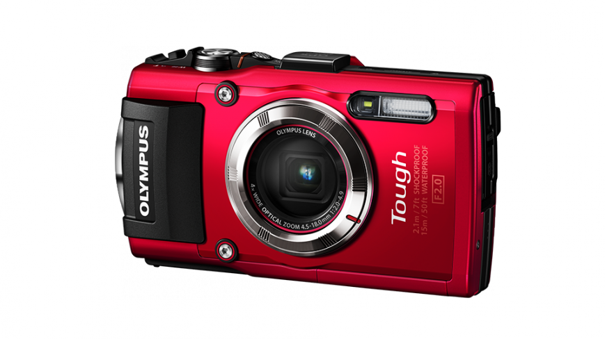 Камера Olympus Stylus Tough TG-3 начала продаваться в России