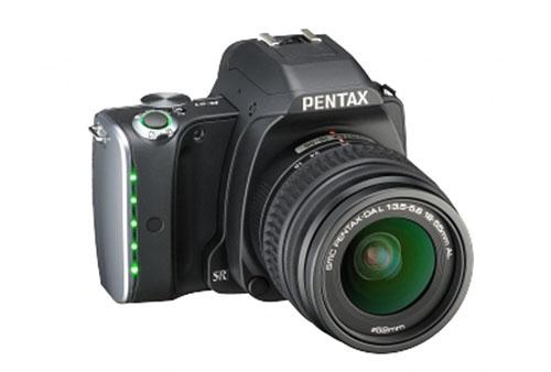 Появилось первое изображение зеркального фотоаппарата K-S1 от Pentax