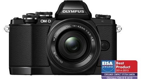 Olympus увеличила продажи в сегменте профессиональных камеры