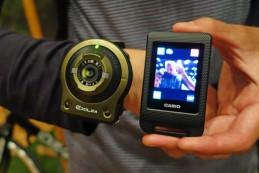 Casio представила экшн-камеру EXILIM