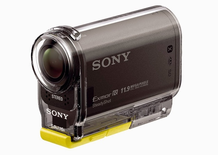 Sony HDR-AS20: экшн-камера за $200