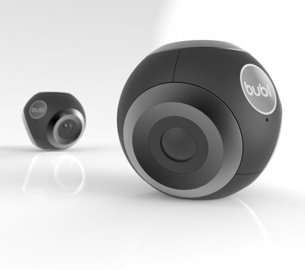 Сферическая камера Bubl поступит в продажу в сентябре