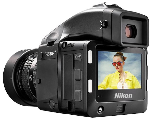 Nikon выпустит камеры с 50-Мегапиксельной матрицей Sony