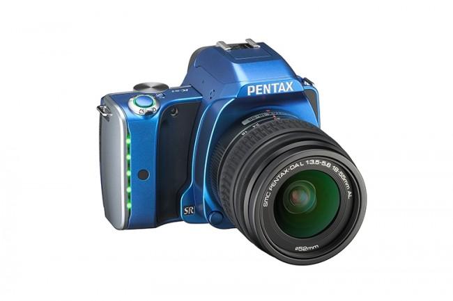 Pentax представила зеркалку K-S1