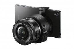 В сети появились изображения новой камеры Sony ILCE-QX1